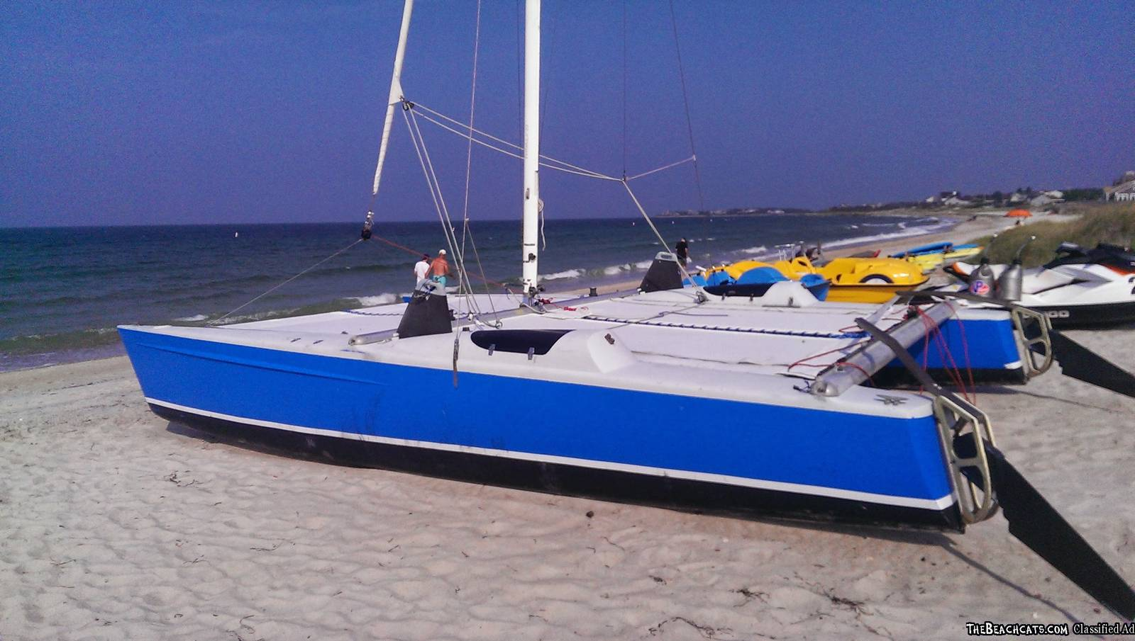 Image result for stiletto 23 catamaran