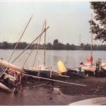 Local storm august 2002 - DeMezy club, Boucherville, Quebec, Canada