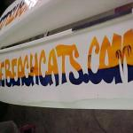 The official Hobie 18 Magnum of TheBeachcats.com!