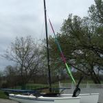 Hobie 18 - A new boat for my fleet.