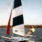 Hobie 14 Wings