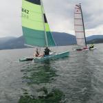 Prindle & Hobie, Shuswap Lake