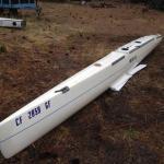 Nacra 5.5 Uni project boat