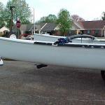 Catamaran Stripe Removal