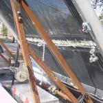 Tilt Trailer for Catamarans