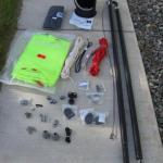 Installing Hobie 14 Spinnaker Kit