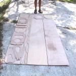 pic032-Showing how all 4mm bulkheads and decks can come out of 1 sheet of ply.