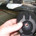 Replacing Hobie 16 Mast Step