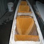 Stingray Catamaran deck repairs