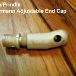 Ackermann Adjustable End Cap