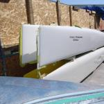 Inter 20 hulls fresh out of the mold