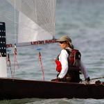 Day 1 - 3rd - Woman Skipper!  - Tybee 500