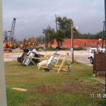 Storm Damage Nov 15, 2006