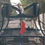 Hobie SX-18 wing brace...