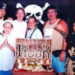 Chuck Miles & his crew