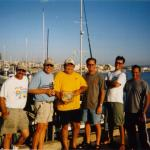 Terry M, Jim H, Lee W, John K, Damion S, Anthony A