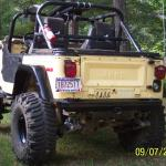 My P19 tow rig--Yes I live in Alabama