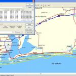 Round the Island Tracklog 2007