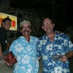 """Terry on the Left and my crew Jim Hurley. 3rd place """"Cholla Challenge"""" Spring 2002"""