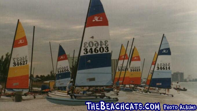 Hobie 14 Nationals 1982
