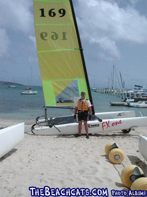 Harper Jones, Virgin Islands