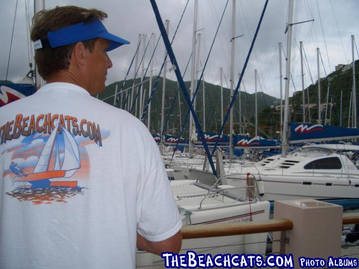 The Moorings. Roadtown, Tortola, BVI