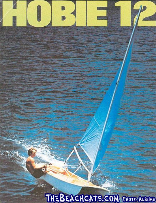 Hobie Monocat Brochure Page 1