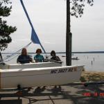 The Crew, Higgins Lake Michigan