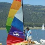 Cascade Lake - Rigging