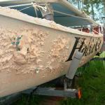 H14T Hull Refinish