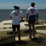 "Will and Philip in Pensacola ""Wrath of Ivan"""