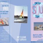Deep South Regatta 2004 Flyer p.2