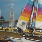 KELLY PARK Catamarans 2003