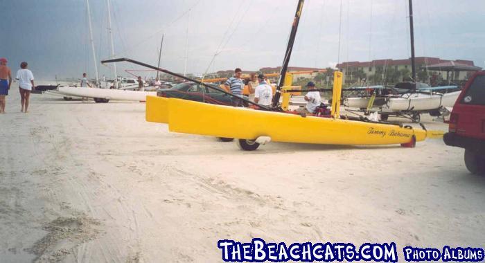 TOMMY BAHAMA on BEACH