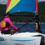Hobie Bravo Custom Windvane
