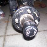 Replacing Trailer Bearings on your Cat Trailer
