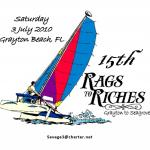 15th RAGS to RICHES REGATTA 2010