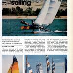 p. 109 How to get started in hot rod sailing
