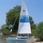 My 1st Hobie 16 Sailboat