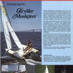 Chrysler Musketeer Catamaran Flyer