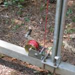 Mast stepping system H16