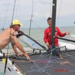 2012 Round the Island - Fort Walton Yacht Club