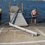 Stiletto mast 38 feet
